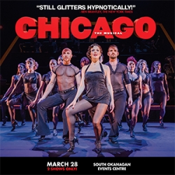 CHICAGO the Official Broadway Touring Musical